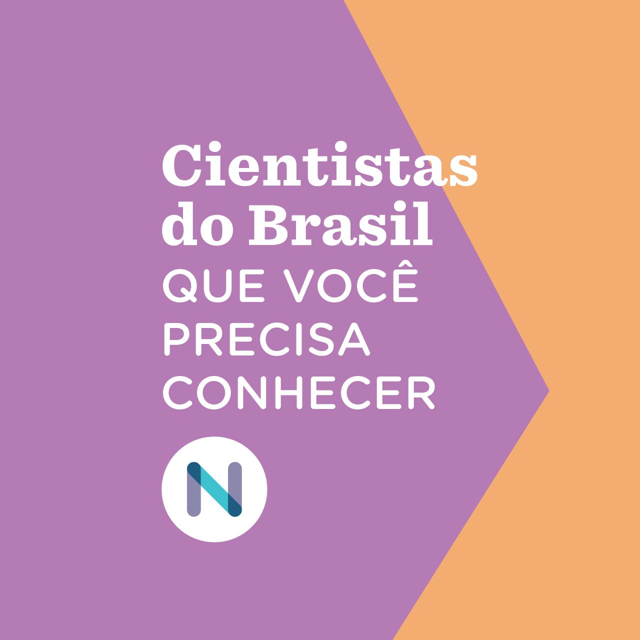 """Página do podcast """"Cientistas do Brasil"""""""