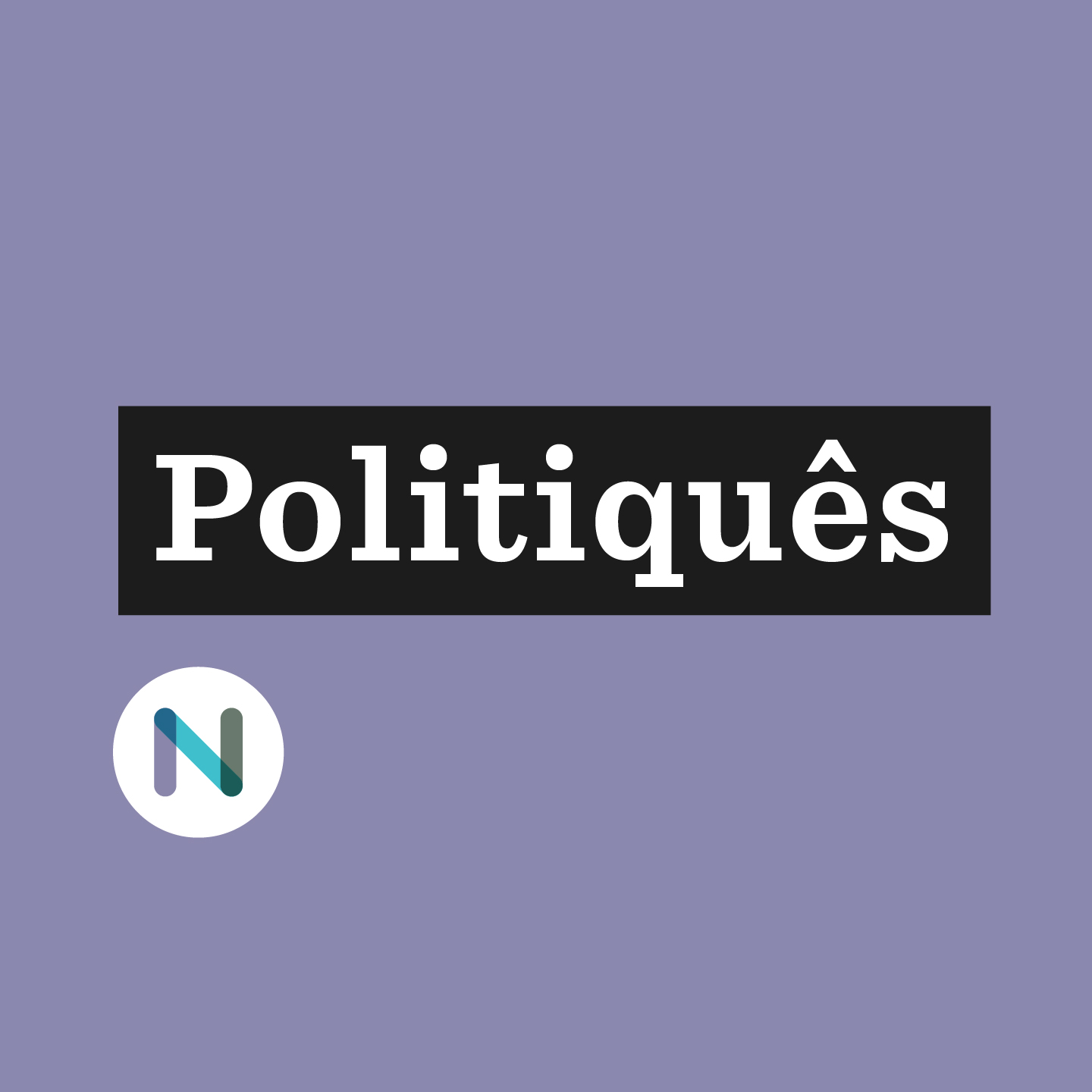 "Página do podcast ""Politiquês"""